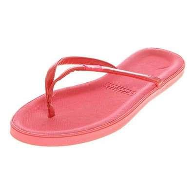 lacoste 法国鳄鱼 女士平跟拖鞋