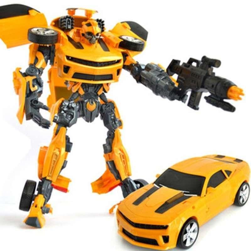 金刚 超变金刚机器人 擎天柱 大黄蜂模型玩具 儿