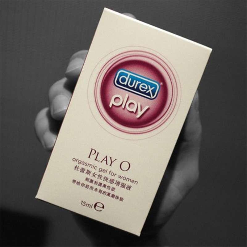杜蕾斯PlayO女性快感增强液15ml助情调情增加