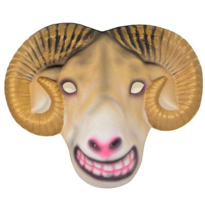 儿童手工制作动物面具