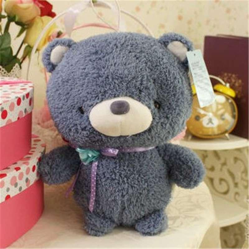 萌系可爱小兔子情侣泰迪熊 毛绒玩具公仔布娃娃 创意生日礼物送女生