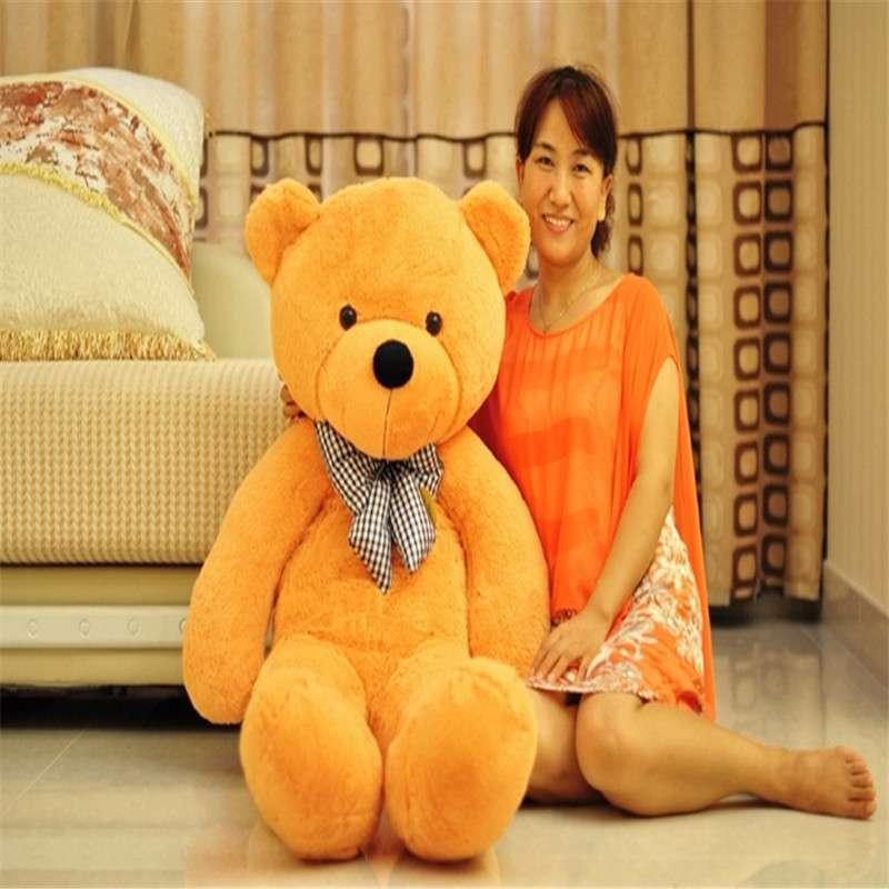 宏方原创泰迪熊公仔大熊玩偶毛绒玩具布娃娃大号可爱抱抱熊超大生日礼