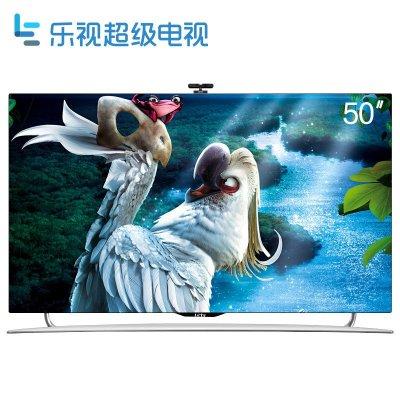 乐视TV S50-3D 50英寸 全高清3D安卓智能网络LED液晶电视 ¥3399,含2.5年服务费