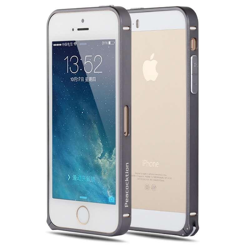 苹果5s金属边框iphone5/5s手机套保护壳