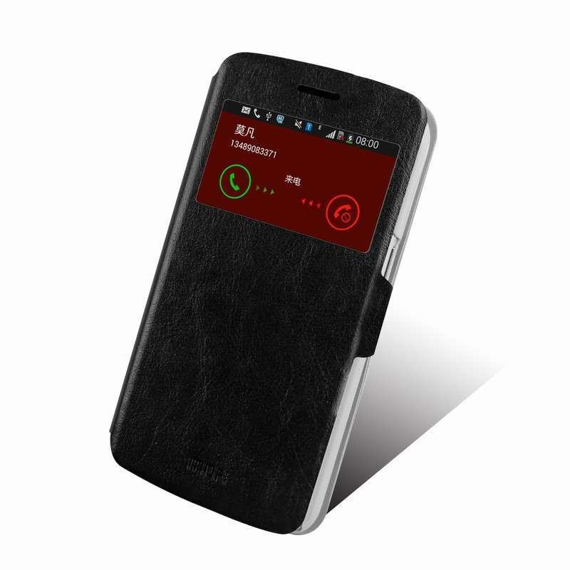 莫凡 三星g7106手机皮套 手机壳 手机套 保护壳 保护套 智能休眠 开窗