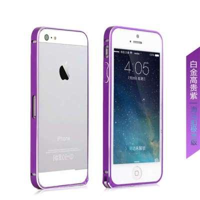 新iphone5s手机壳 苹果5s金属边框