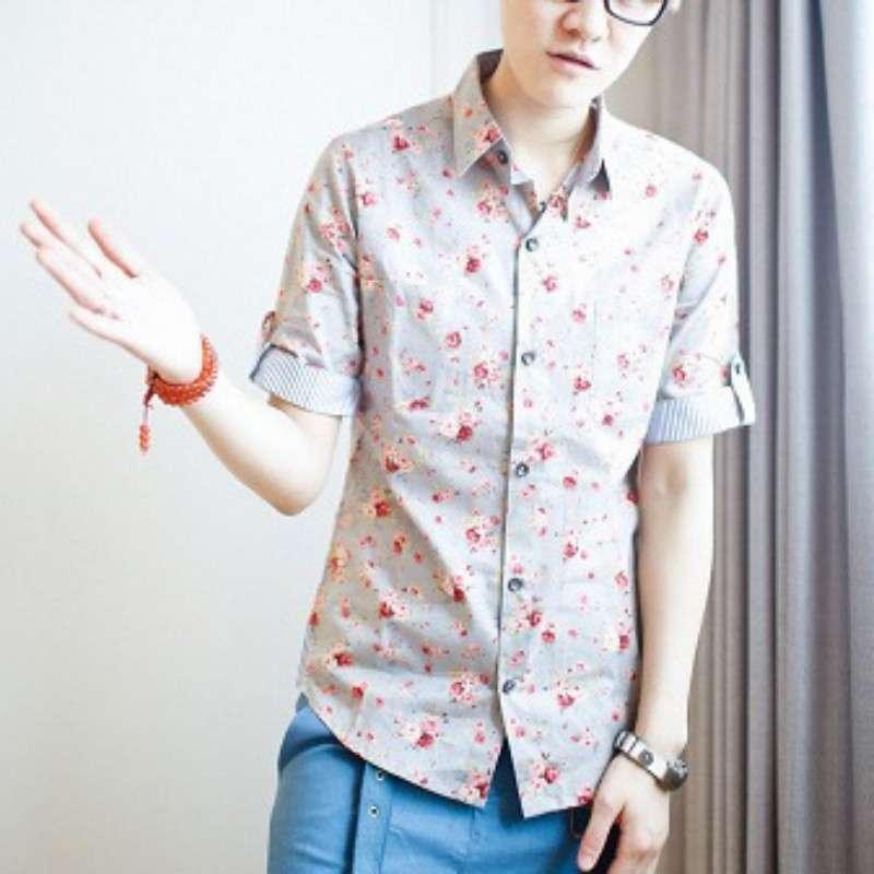 qq皮肤男生白衬衫