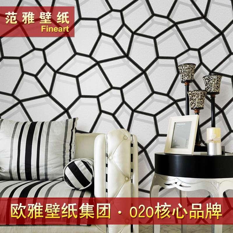 【范雅壁纸】范雅壁纸无纺纸壁纸卧室客厅电视背景6d