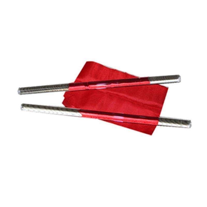 可普 玻璃棒 玻棒附丝绸 实验仪器教学器材