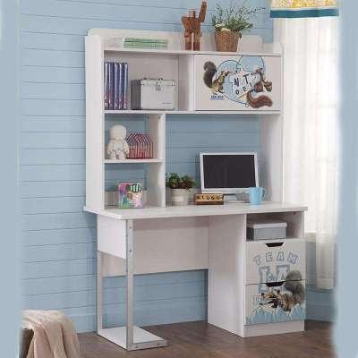 家用书柜图片大全实木书柜  【广州书桌书柜组合效果图_榻榻米电脑桌
