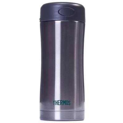 膳魔师正品不锈钢保温杯保冷杯水杯JCG-400CGY灰色 浅灰色【报价、价格、评测、参数】_水壶/水杯_苏宁易购
