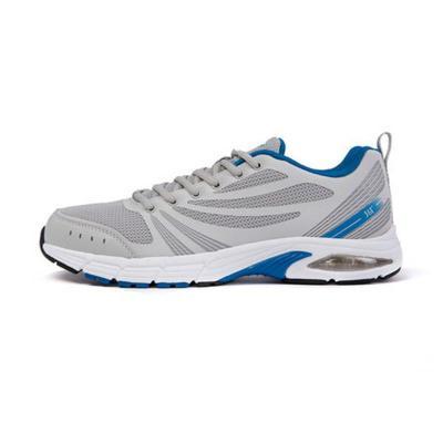 361度运动鞋2014夏季款男子网面透气跑步鞋361气垫运