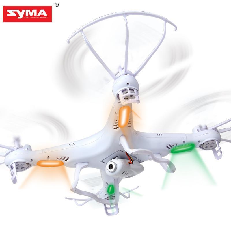 syma司马航模 x5c飞行器遥控飞机 带摄像头航拍直升机六轴飞碟型儿童
