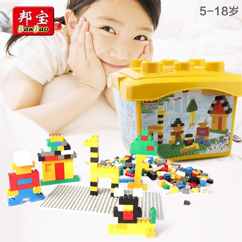拼装积木玩具