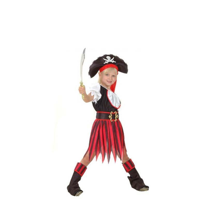 演出服装儿童海盗服