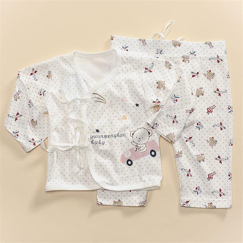 圆梦宝和尚服新生儿初生婴儿衣服空调衫开衫薄夏宝宝初生婴儿服装x