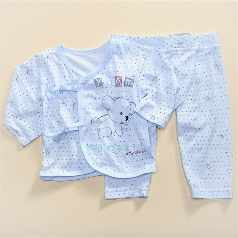 圆梦宝婴儿衣服婴儿内衣新生儿衣服和尚服春秋夏初生宝宝套装x0268