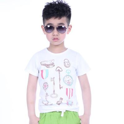 韩版潮宝儿童t恤衫