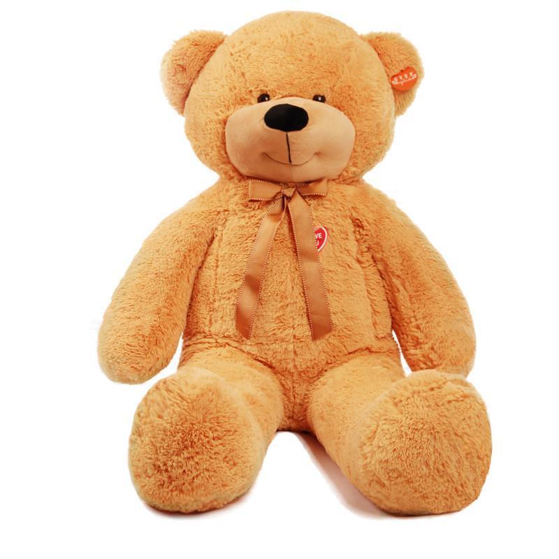 安吉宝贝 泰迪熊毛绒玩具熊超大号可爱抱抱熊布娃娃玩偶毛绒玩具公仔