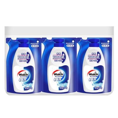 威露士(walch) 手洗洗衣液三袋装 500g*3 ¥15.8,买二付一