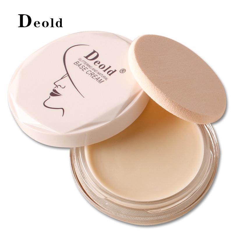 deold递欧专柜正品 打底控油定妆隐形毛孔晶莹素颜霜