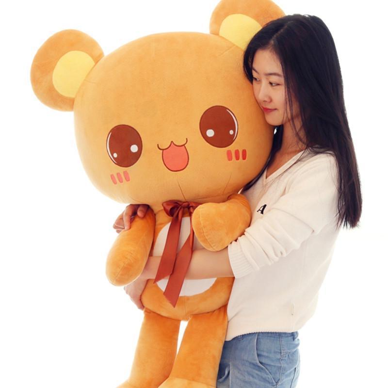 想念熊公仔熊熊玩偶情侣小熊