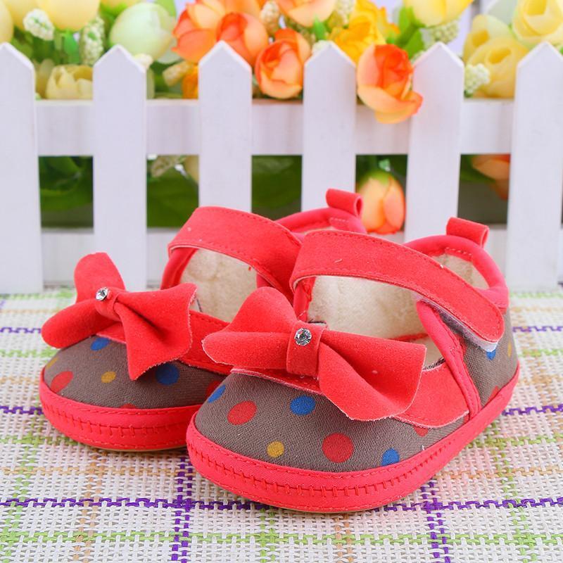 婴幼儿宝宝学步鞋宝宝鞋子婴儿鞋软底男女童鞋婴幼儿春夏单鞋 红色 12