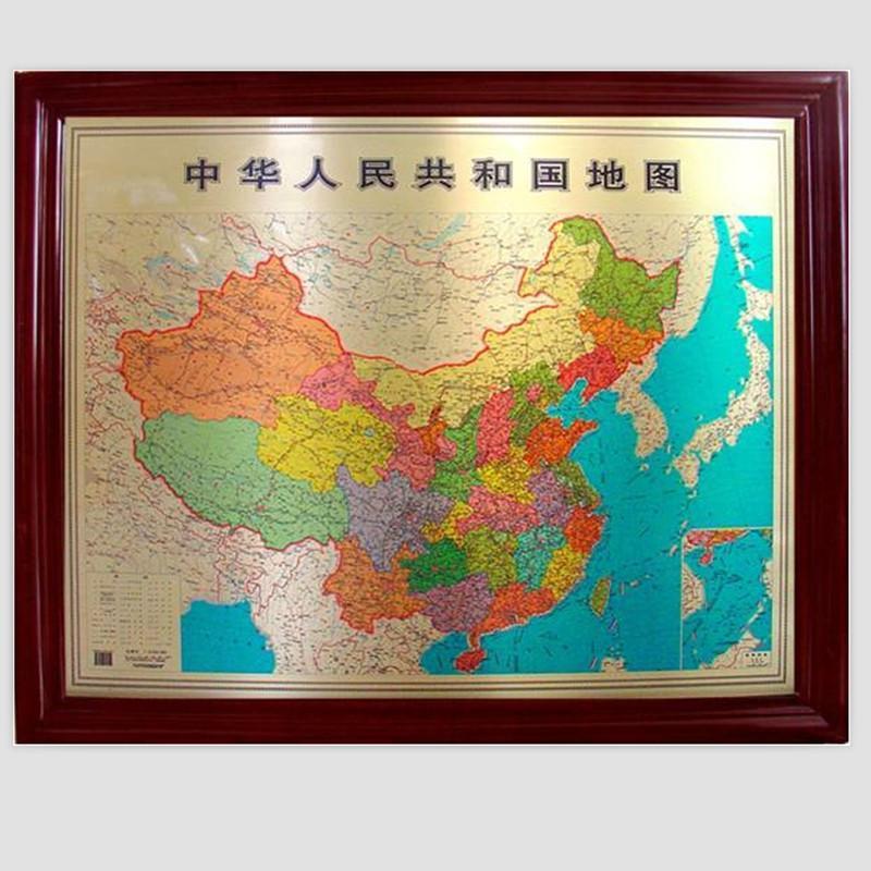 铜板画中国地图|单位企业壁画|商务礼品|家居高档
