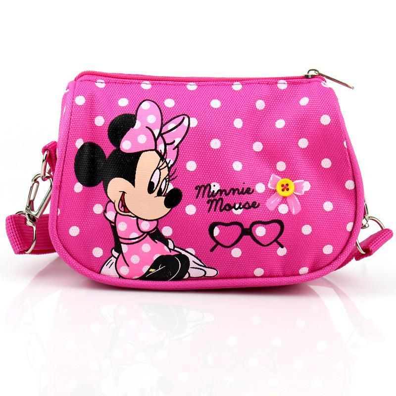 斜挎包公主 迪士尼女童包包