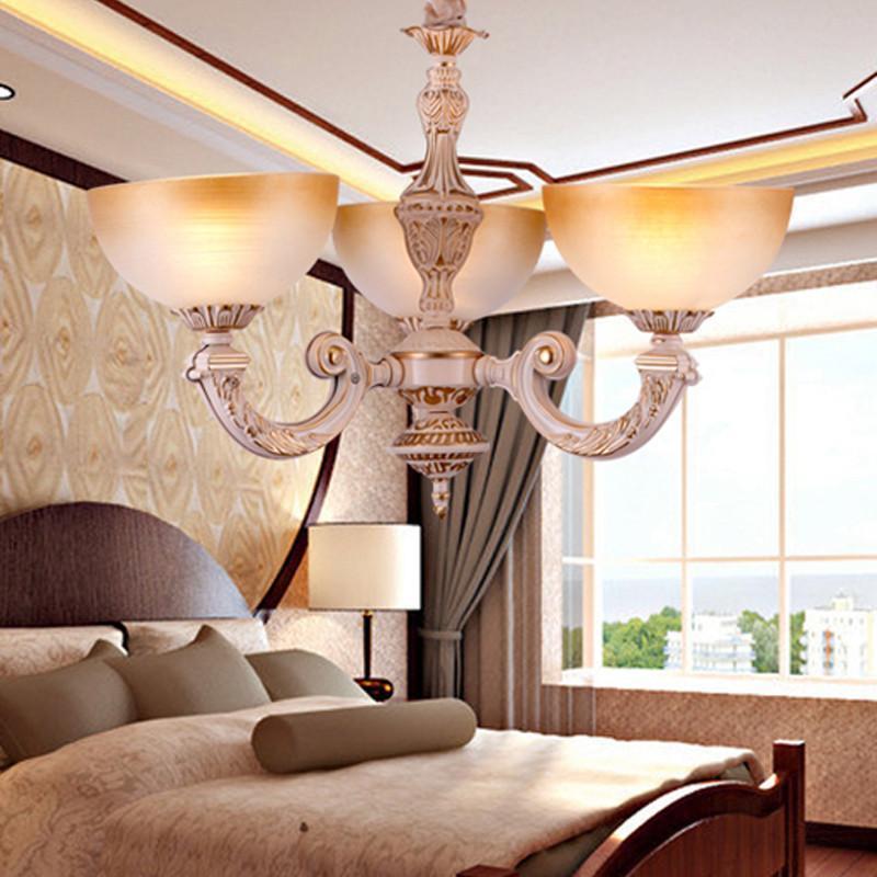 简普欧式家居家装灯具吊灯简约欧式吊灯客厅简欧吊灯田园客厅灯现代欧
