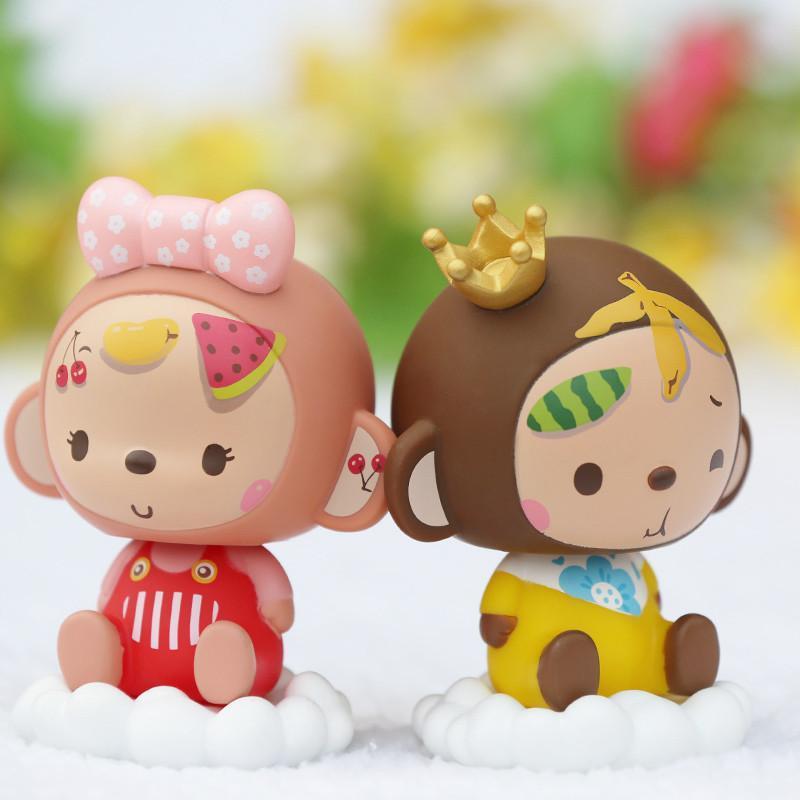可爱水果娃娃图片