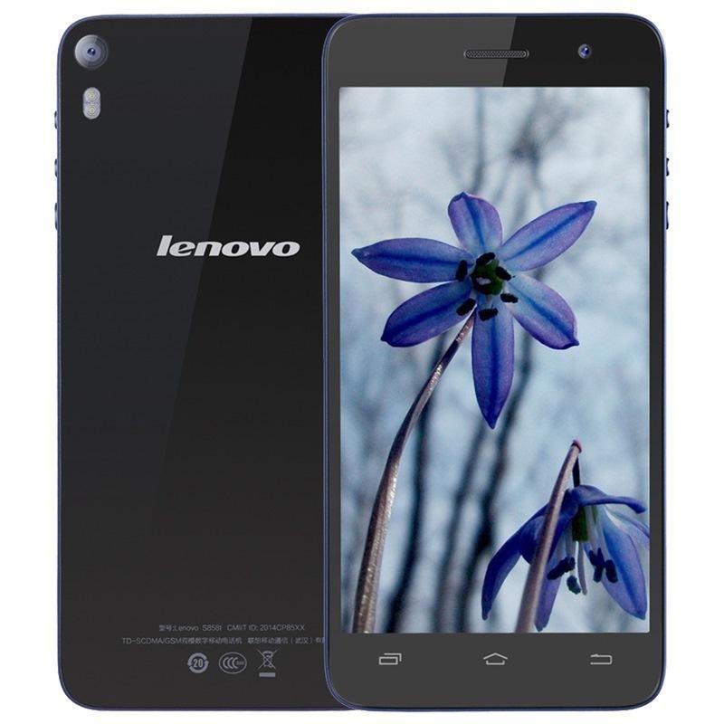 联想手机s858t(黑色)【报价,价格,评测,参数】_手机图片