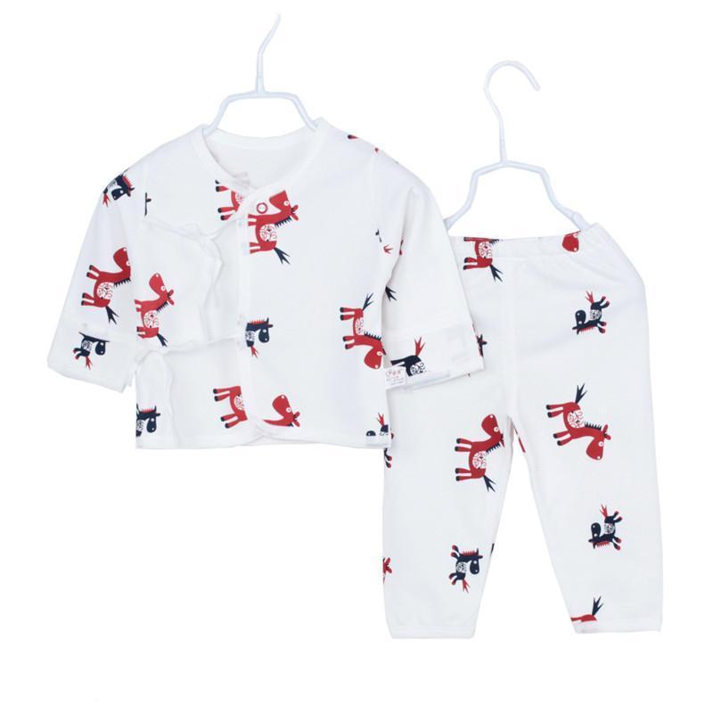 新生儿绑带睡衣 宝宝和尚服