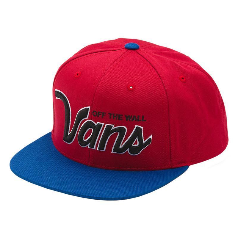 vans万斯平沿棒球帽滑板帽缝制帽子