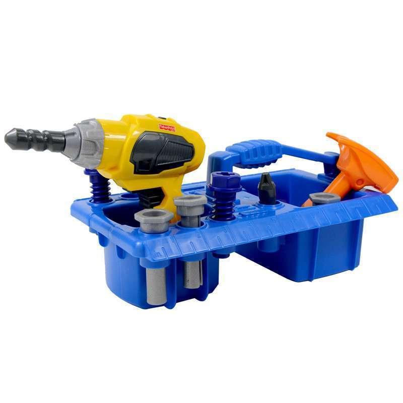 费雪(Fisher Price) R9698 小工程师套装 电工从小抓起 可199-50