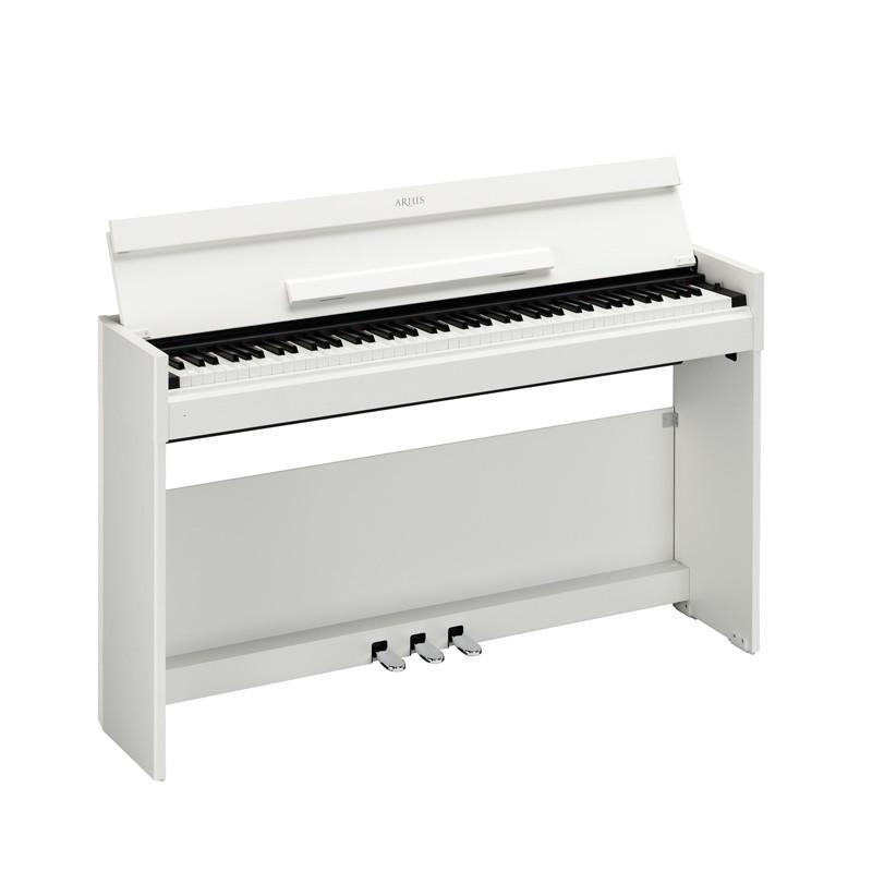 yamaha/雅马哈电钢琴ydp-s51 ydp-s31 电子钢琴 白色图片