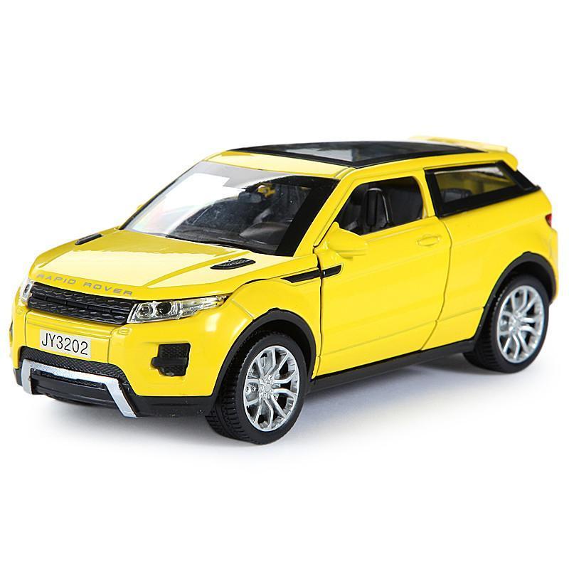 豪华汽车模型 玩具汽车模型