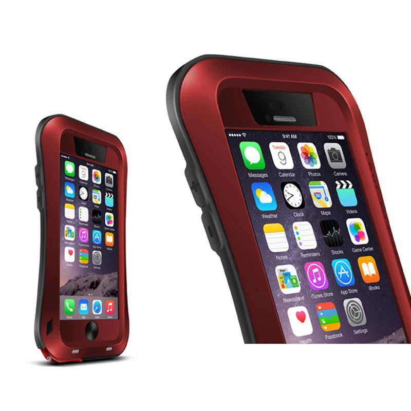 数码】苹果6plus三防保护壳 苹果6plus手机套