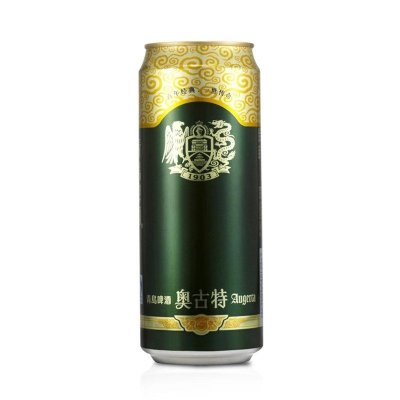青岛啤酒品鉴组合 奥古特+经典大罐+老五星+纯生500ml大听罐装