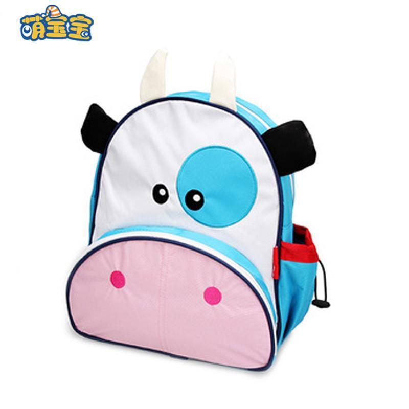 韩版双肩幼儿园宝宝小书包可爱韩国卡通包包男女儿童