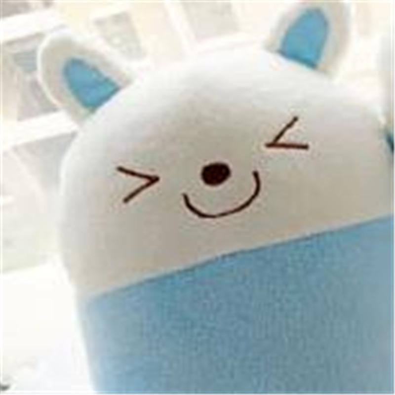 可爱表情坚果兔兔毛绒玩具公仔布娃娃