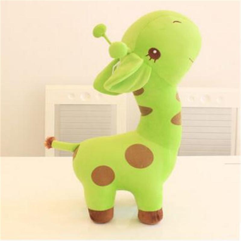 长颈鹿公仔抱枕毛绒玩具压床布娃娃可爱玩偶布偶毕业生日礼物女生p