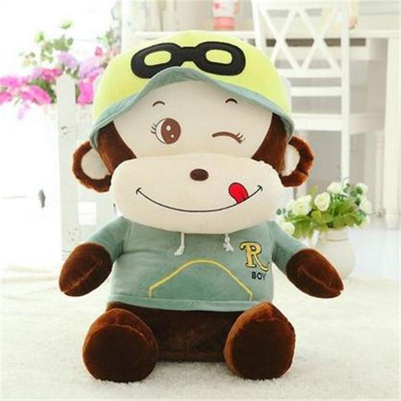 可爱小猴子公仔毛绒玩具