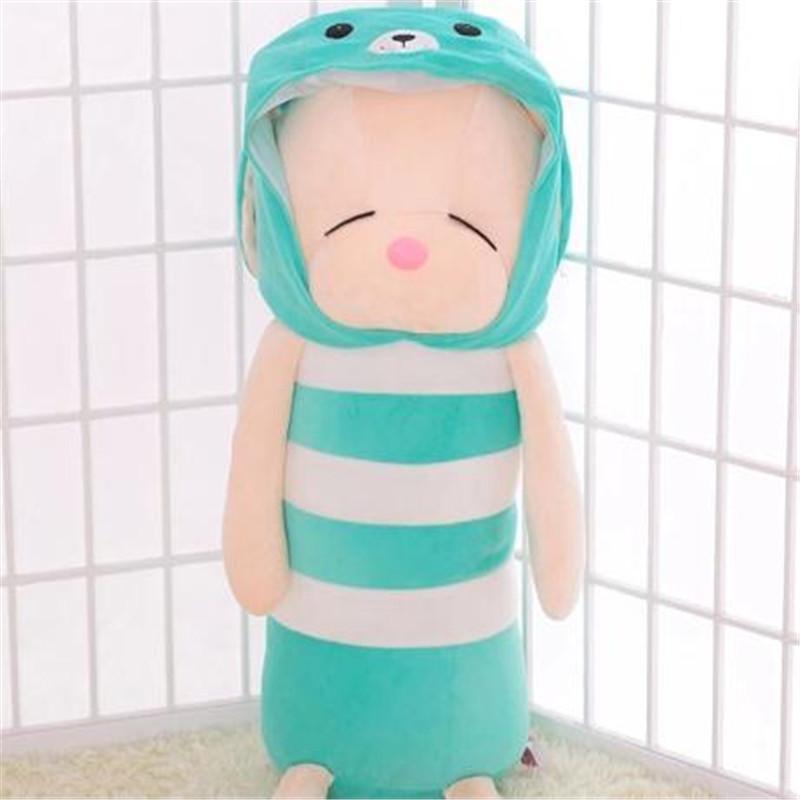 可爱萌萌猪麦兜猪大号公仔抱枕毛绒玩具娃娃生日礼物