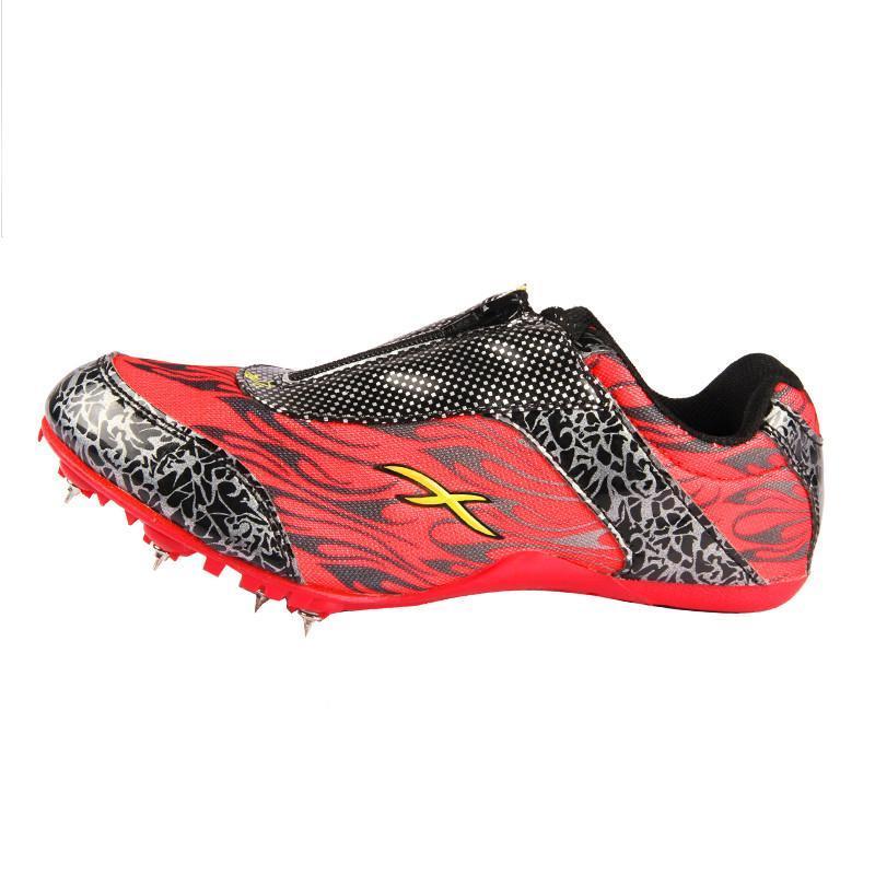 钉鞋囹�a_health/飞人海尔斯 228 跑钉鞋 短跑鞋 比赛鞋 火烧纹