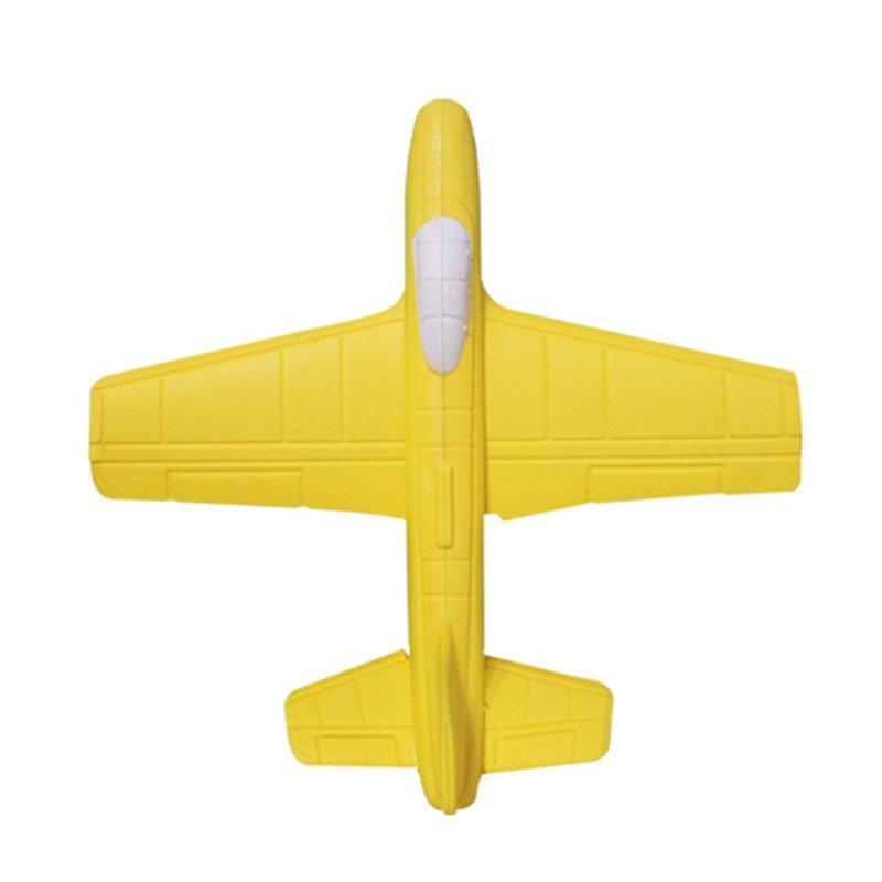 手指飞轮滑翔飞机 投掷耐摔泡沫飞船