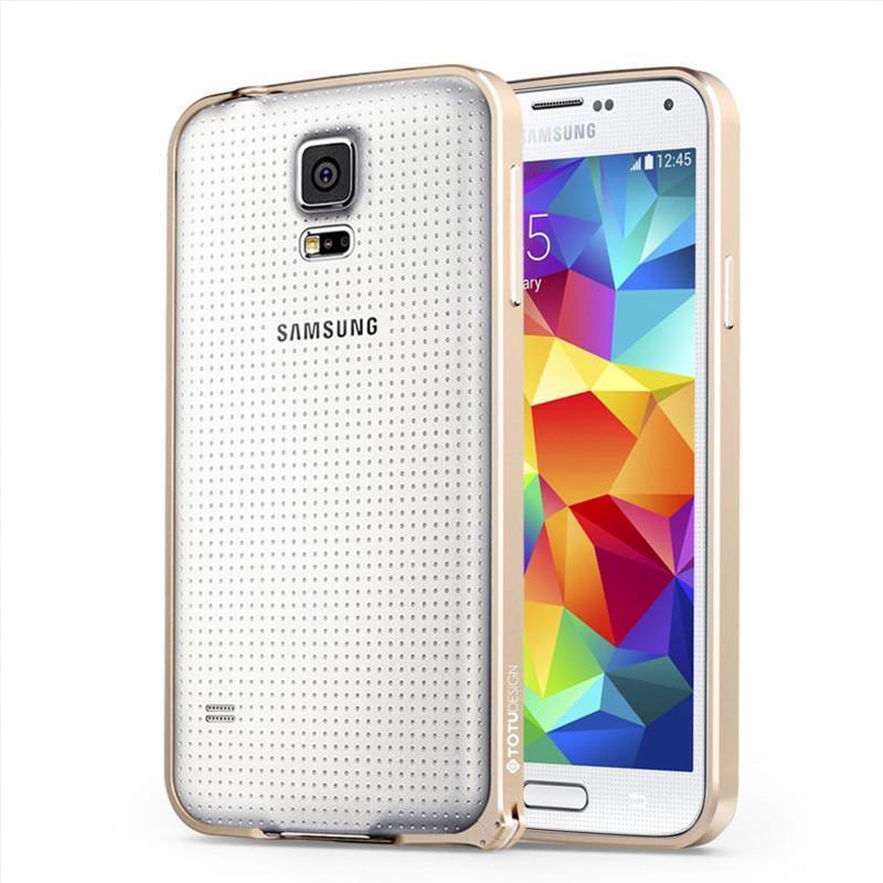 三星s5手机壳 galaxy s5金属边框手机套