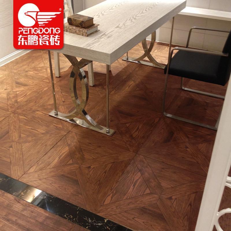【东鹏陶瓷】东鹏瓷砖 木纹砖 瓷木地板 地砖 yf601