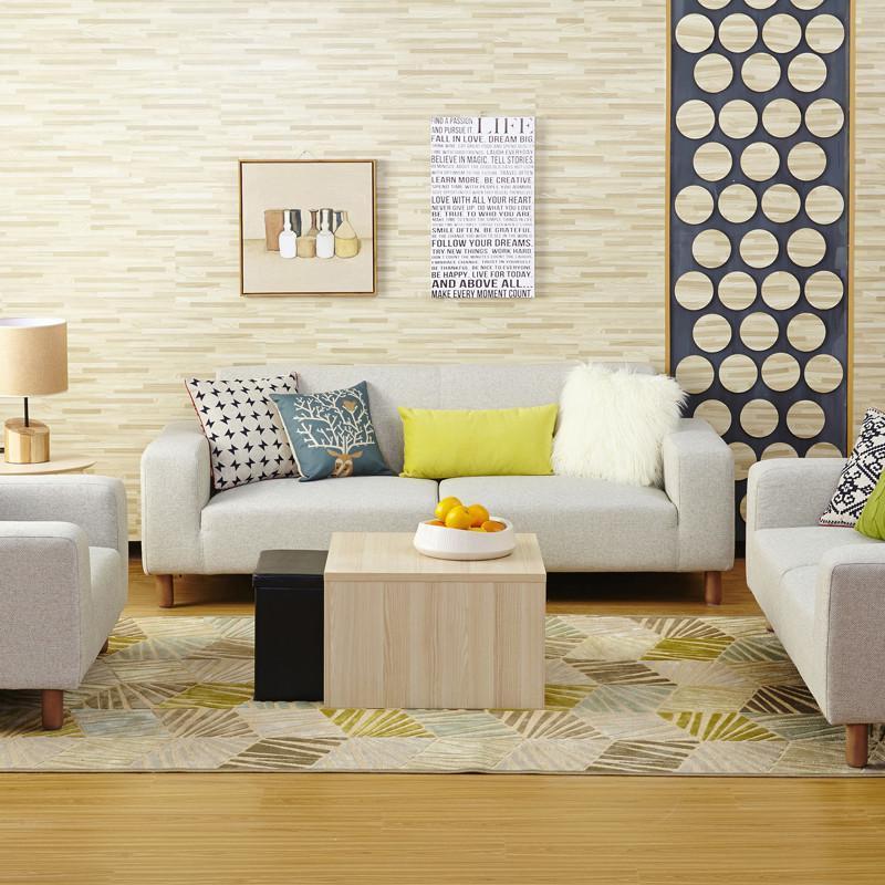 2015年最新布艺沙发十大品牌排名图片