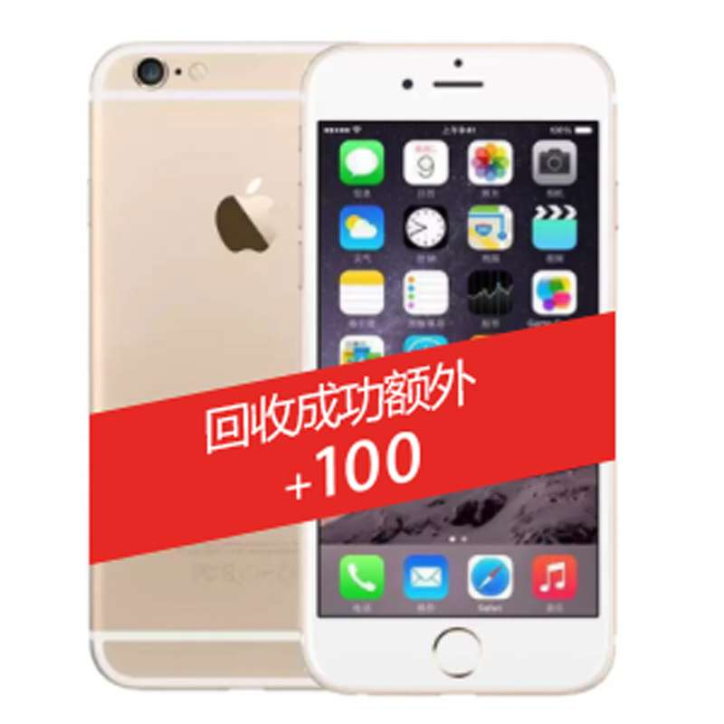 苹果iPhone 6 国行(A1586)三网通